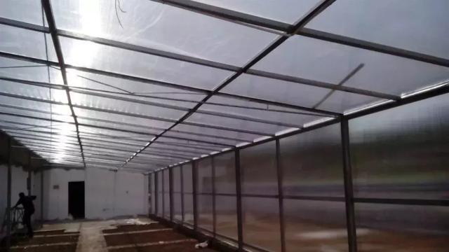 【pc阳光板蔬菜温室大棚多少钱一平】报价_图片_品牌-青州齐...
