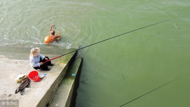 钓鱼技巧浅谈
