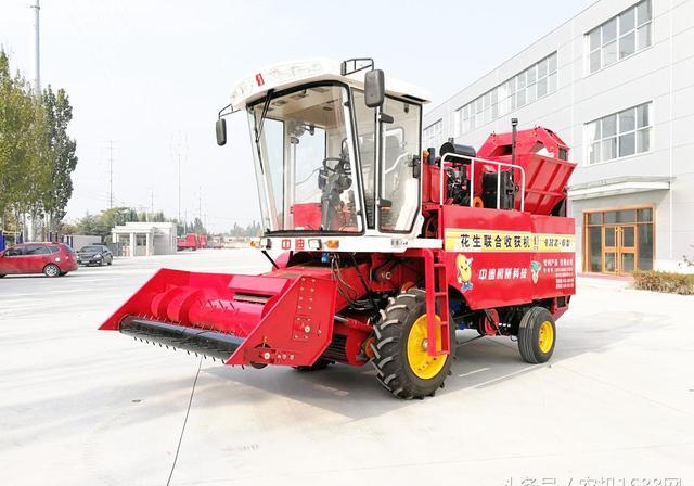 农村大哥花140000多买花生收割机,一亩收80元,多久能回本?
