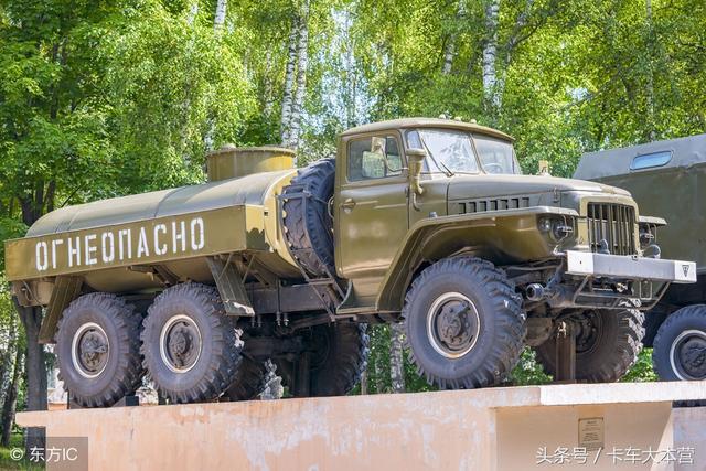 乌拉尔卡车新款