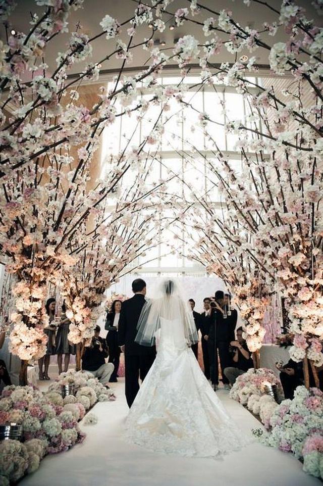十二星座的星座婚礼,有着别具特色的婚礼