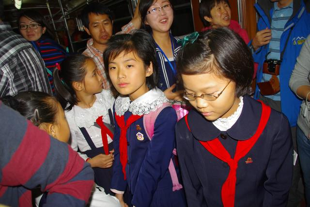 朝鲜女人的三大特征