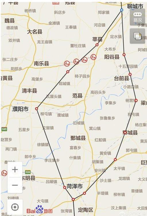 京九高铁!清河东、临清东站位置示意图公布