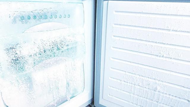 冰箱结霜结冰太费电?只需一招,快速除冰霜,能省很多电费