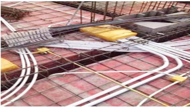 建筑水电预埋照明图纸