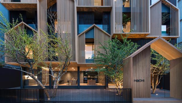 让温馨蔓延旅程 荷兰公寓酒店设计