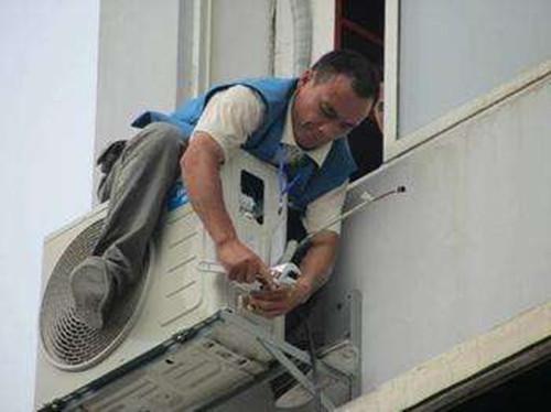 空调外机安装注意事项 空调安装隐患_齐家网