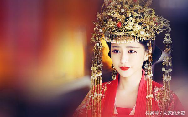 兰陵王妃宇文邕图片