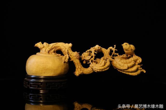黄杨木雕件摆件【多图】_价格_图片- 天猫精选