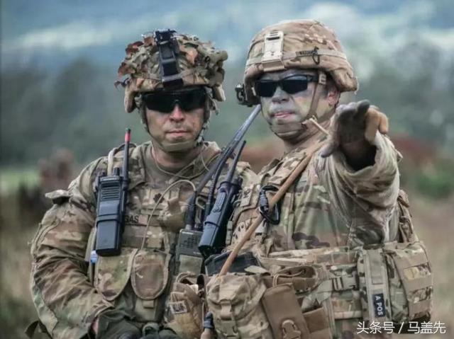 """从美·陆军的""""联合武器""""演习来看美军单兵装备"""
