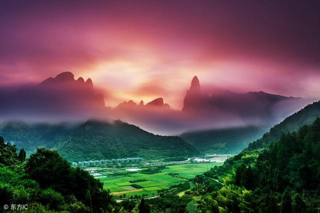 中国影响力最大的6个5A景区,峨眉山九寨沟上榜,你觉得靠谱吗?