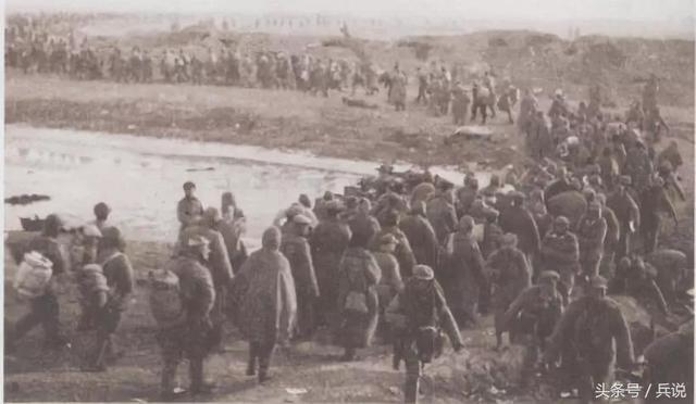 淮海战役战场图片
