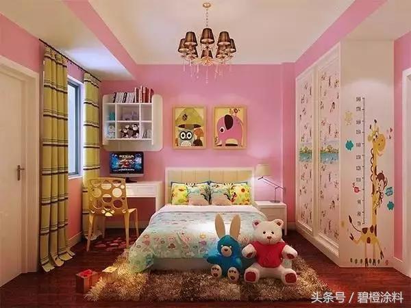 小学生房间装修效果图 学生卧室设计_欧派
