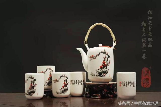 木雕茶勺图片