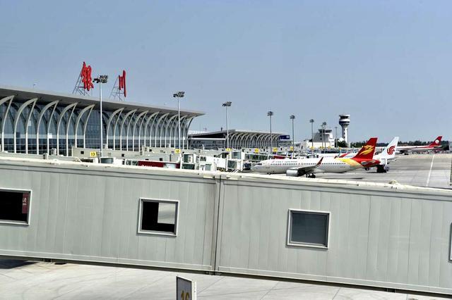 银川机场t3航站楼图