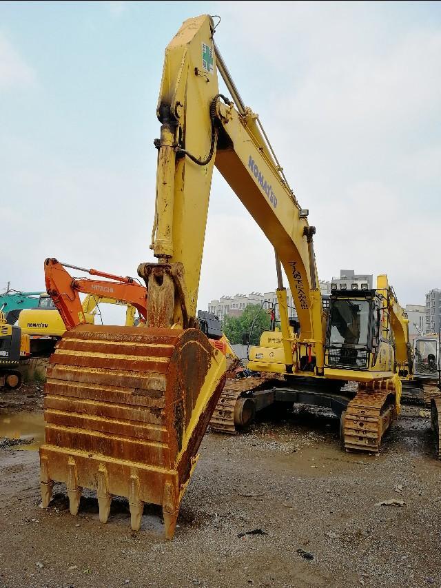 大型二手挖掘机小松450二手挖掘机