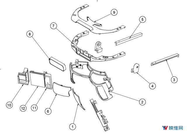 如何构建一款简化版Leap Motion北极星AR头显