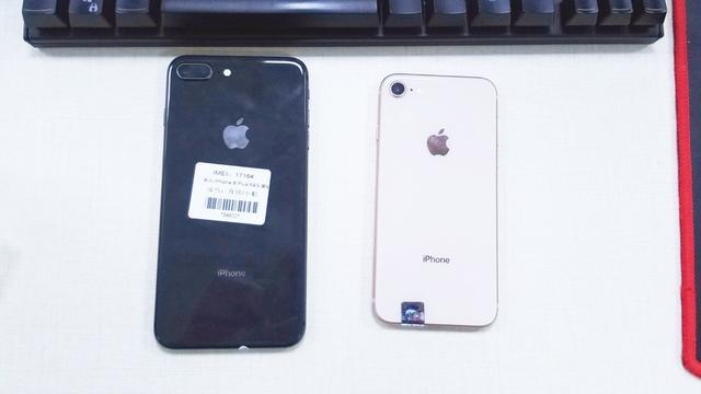苹果8参数plus