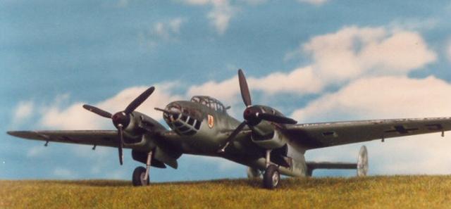 二战德国六大轰炸机