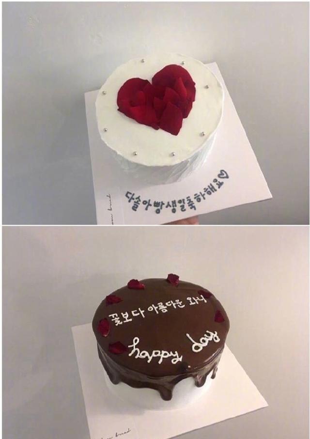 下次生日想要這樣高顏值的蛋糕