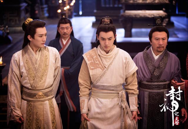 《封神之天启》将播,苏妲己被嘲史上最丑,姬发和商朝太子成兄弟