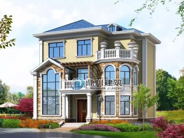 11米乘10米房屋设计图-土拨鼠11米乘10米房屋设计图图册