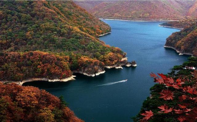 「玩·水」浪漫关山湖