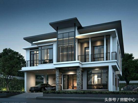 120平方独栋复式小别墅装修效果图欣赏,完全是我... _装修之家网