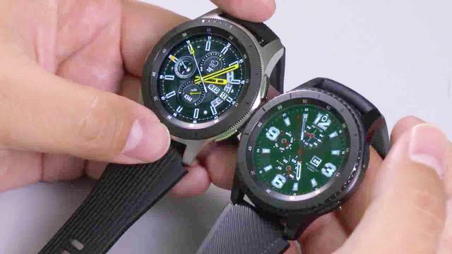 三星華為智能手表