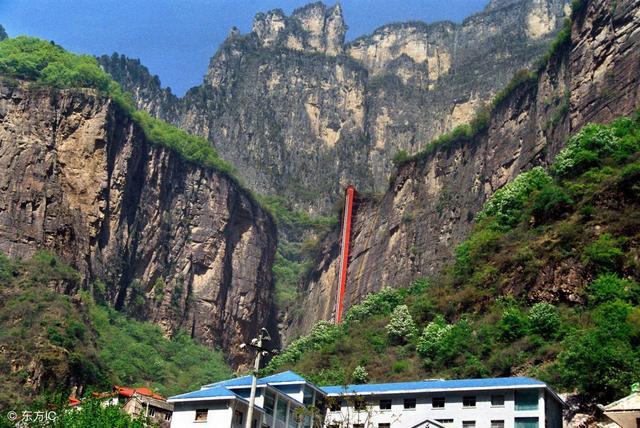 河南新乡八里沟景区风景美丽,值得游玩的旅游胜地!