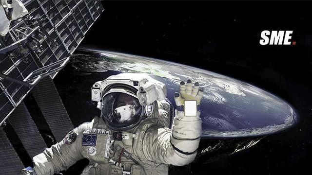 太空中的地球平面图高清图片_宇宙太空_图片114