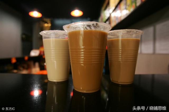 爆裂营销案例:奶茶店的快速引流法!