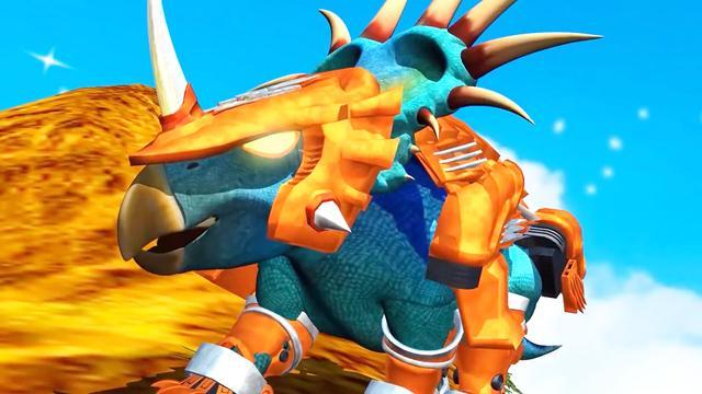 恐龙大战:比恐龙还大的蟒蛇,想想都觉得可怕