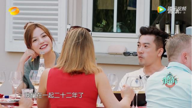 赵薇已经结婚生子,苏有朋为何至今未婚,中餐厅的重聚让人感慨