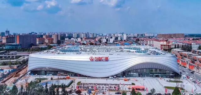 晋东南最大MALL 山西第四座万达广场开业