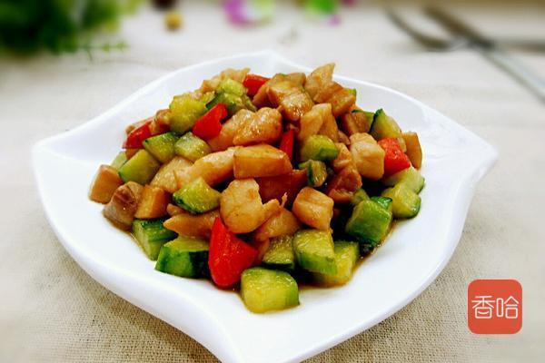 黄瓜别再凉拌了,我家夏天就喜欢这样吃,营养美味看着就流口水