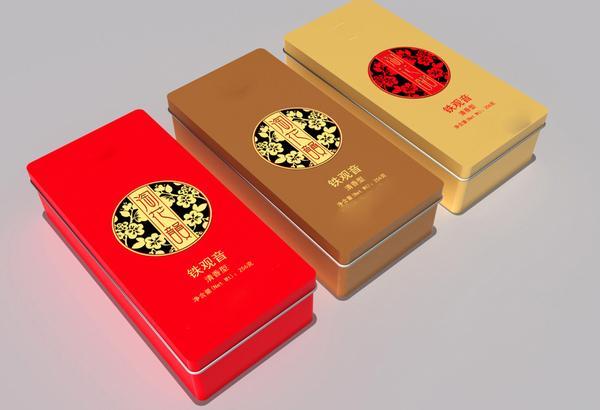 茶叶盒木盒