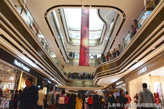 长治万达广场预计2018年10月投入使用