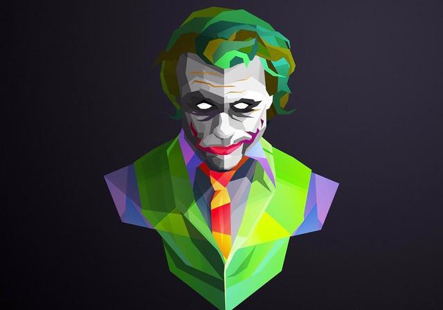 小丑手机壁纸横屏