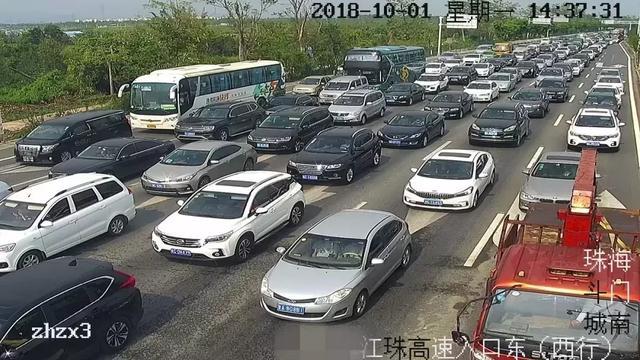 浙江高速堵车情况最新
