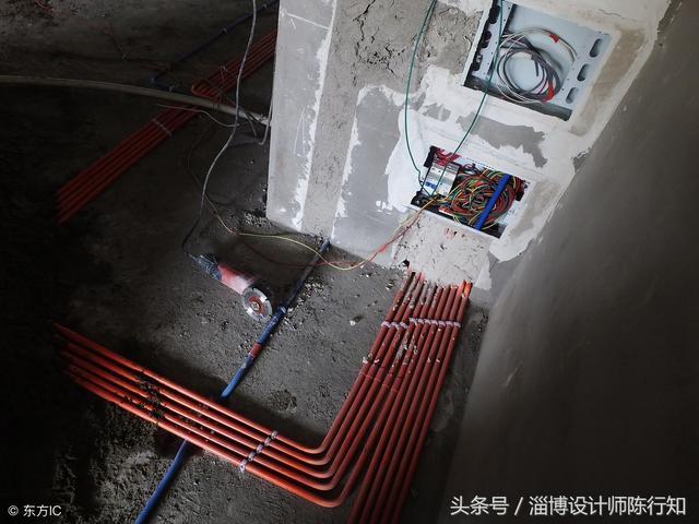 两室家装水电图纸