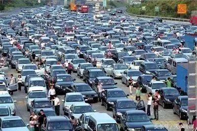 广东国庆返程高峰来了,京珠高速缓行10公里!易堵路段请查收