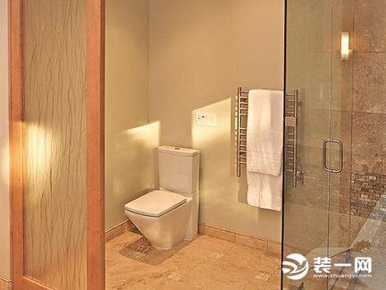 浴室隔斷半圓玻璃門