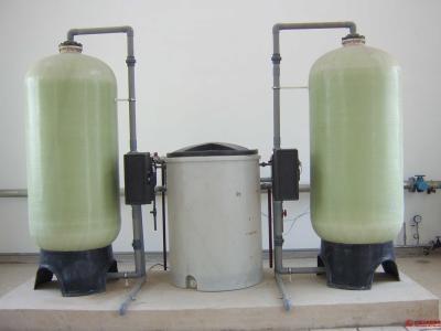 小型軟化水設備