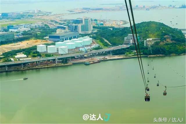 记忆香港:游玩大屿山景点一览