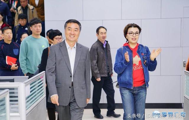 2015邯郸广播电台主持人文江大拜年 - 2015喜气洋... - 邯郸之窗