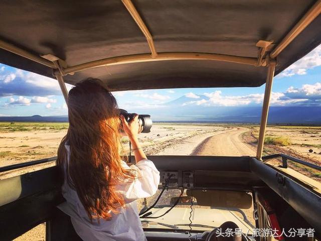 肯尼亚,一个美丽的国度,四季如春,给你不一样的旅游体验