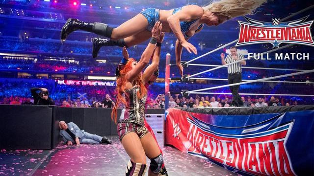 2016年摔跤狂热 WWE女子革新标志性一战 夏洛特vs莎夏vs贝基 全场