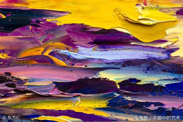 抽象主义 美国艺术家OliverVernon油画作品欣赏