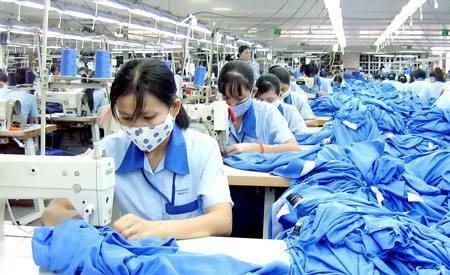 越南的工业仍有逆势增长趋势:成为世界工厂,中国越南分工很重要